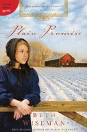 Plain Promise (#03 in Daughters Of Promise Series) Paperback