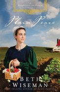 Plain Peace (#06 in Daughters Of Promise Series) Paperback