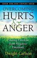 Overcoming Hurts & Anger eBook