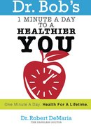 1 Minute a Day to a Healthier You eBook