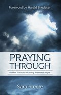 Praying Through eBook
