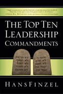 The Top 10 Leadership Commandments eBook