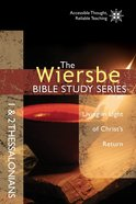 1 & 2 Thessalonians (Wiersbe Bible Study Series) eBook