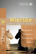 Judges (Wiersbe Bible Study Series) eBook
