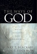 The Ways of God eBook