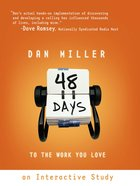 48 Days to the Work You Love (With 2 Cds) eBook