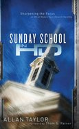 Sunday School in Hd (High Definition) eBook
