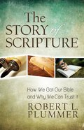 The Story of Scripture Paperback