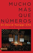 Mucho MS Que Nmeros (Much More Than Numbers) Paperback