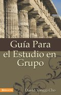 Gua Para El Estudio En Grupo (Small Group Miracle) Paperback