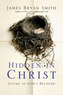 Hidden in Christ Hardback