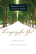 Longing For God eBook