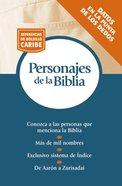 Personajes De La Biblia (Characters From The Bible) Paperback