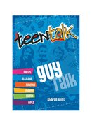 Guy Talk (Teen Talk Series)