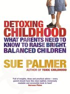 Detoxing Childhood eBook