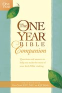The One Year Bible Companion eBook