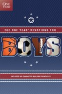 The One Year Devotions For Boys eBook