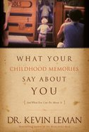What Your Childhood Memories Say About You eBook