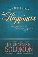 Handbook to Happiness eBook