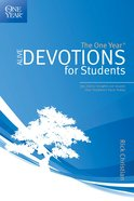 The One Year Alive Devotions For Students (One Year Series) eBook