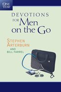 The One Year Book of Devotions For Men on the Go eBook