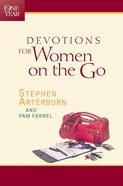 The One Year Book of Devotions For Women on the Go eBook