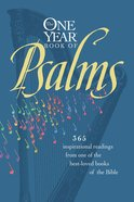 The One Year Book of Psalms eBook