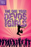 The One Year Book of Devotions For Girls eBook