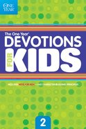 The One Year Book of Devotions For Kids (Vol 2) eBook