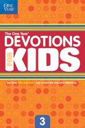The One Year Book of Devotions For Kids (Vol 3) eBook