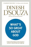 What's So Great About God eBook