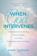 When God Intervenes eBook