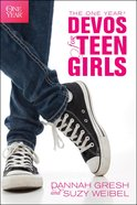 The One Year Devos For Teen Girls eBook