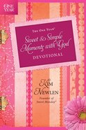 The One Year Sweet and Simple Moments With God Devotional eBook