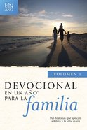 Devocional En Un A??O Para La Familia Volumen 1 (Spa) eBook