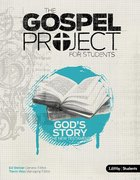 God's Story of the New Testament (Personal Study) (Gospel Project For Students Series) eBook