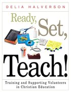 Ready, Set, Teach! eBook