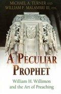 A Peculiar Prophet eBook