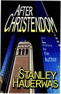 After Christendom? eBook