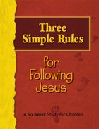 Three Simple Rules For Following Jesus eBook