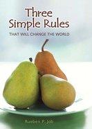 Three Simple Rules eBook