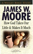 How God Takes Our Little & Makes It Much (101 Questions About The Bible Kingstone Comics Series) eBook