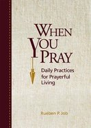 When You Pray eBook
