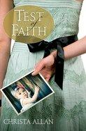 Test of Faith Paperback