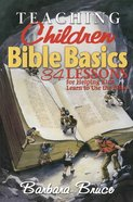 Teaching Children Bible Basics eBook