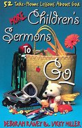 More Childrens Sermons to Go eBook