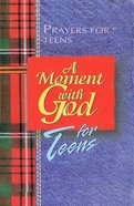 Moment With God: For Teens (101 Questions About The Bible Kingstone Comics Series) eBook