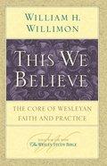 This We Believe eBook