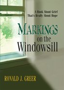 Markings on the Windowsill eBook