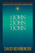 1 John, 2 John, 3 John (Abingdon New Testament Commentaries Series) eBook